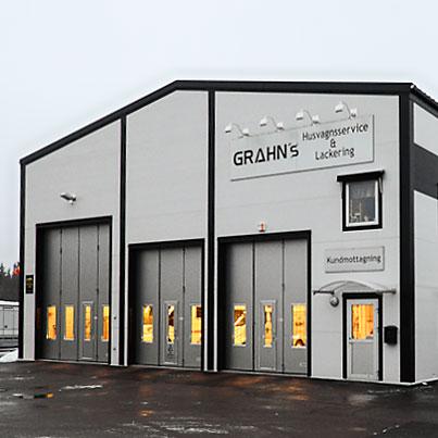Grahns anläggning